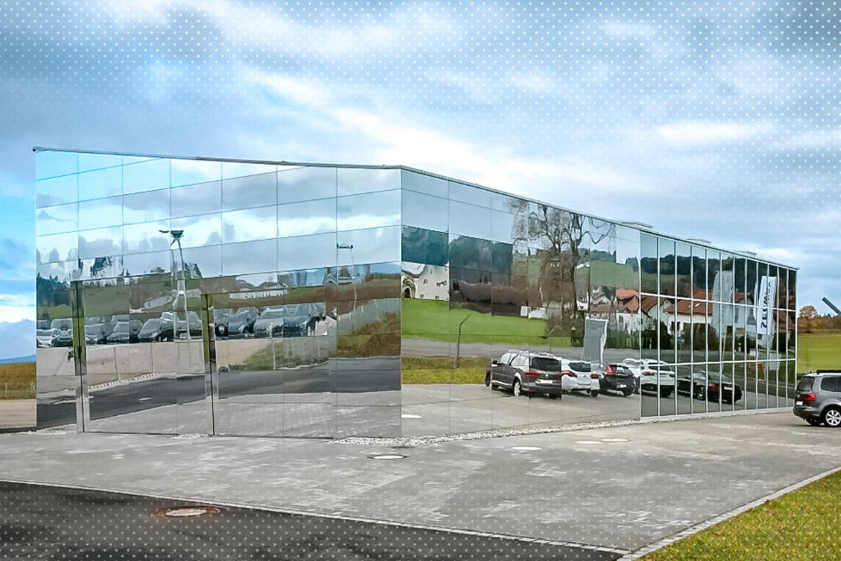 Bayerwald-Leasing GmbH | Startseite, Gebäude, Standort